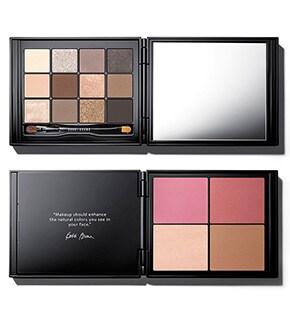bobbi brown blush. bobbi on trend - eyes \u0026 cheeks brown blush
