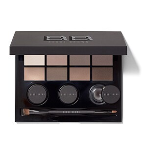 The Mattes Edition Eye Shadow & Gel Liner Palette